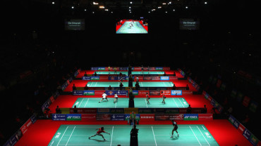 bwf tournament