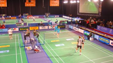 Badminton-Junioren-EM-2007